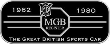 MGB Register Photo Gallery