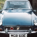 MGB Register Cars